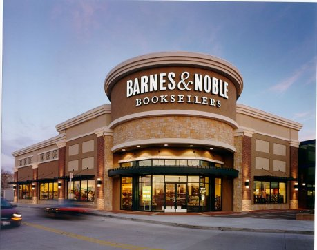 barns n noble book store