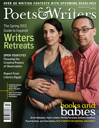 Poets & Writers (March/April 2013)