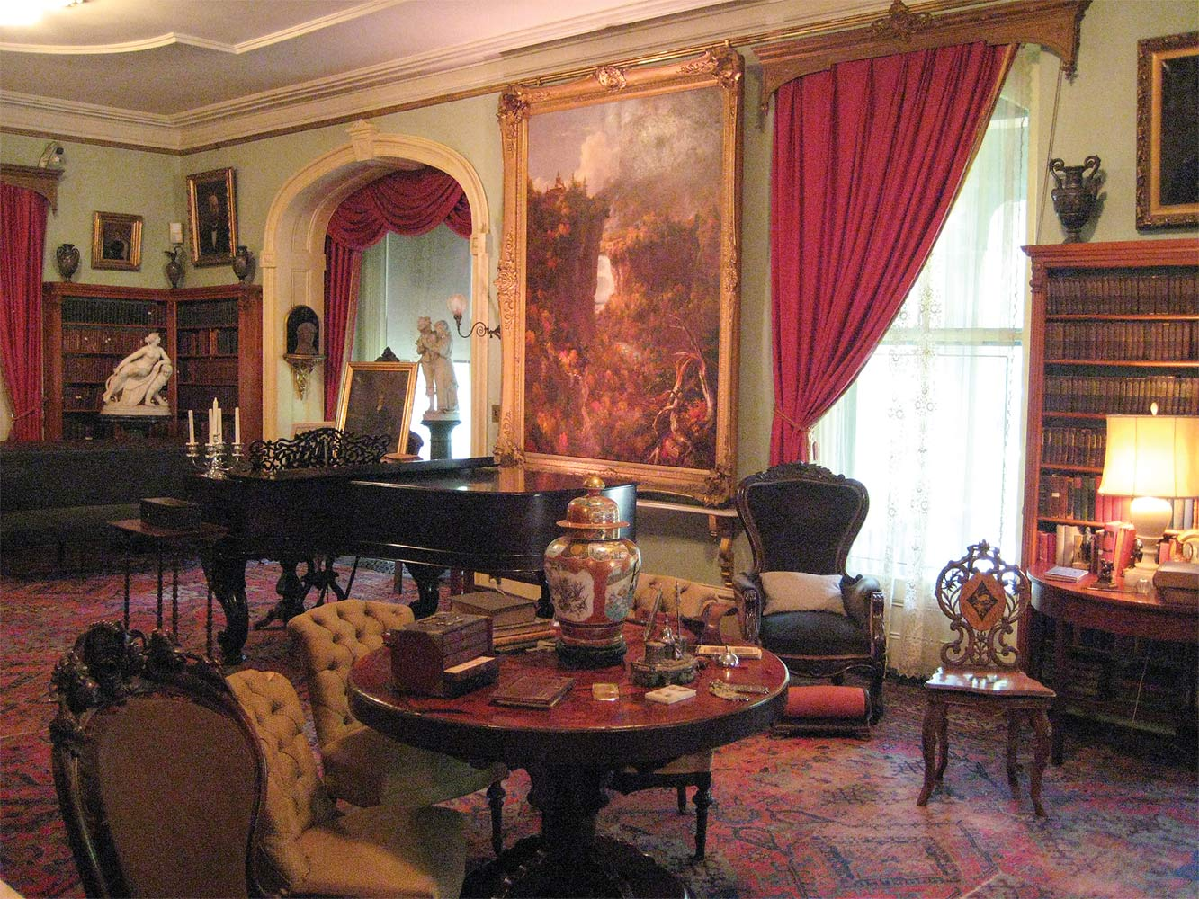 Thomas Cole And The Decorative Arts Vqr Online