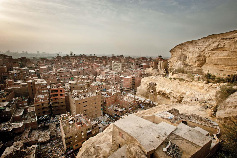 The view of Manshiet Nasser