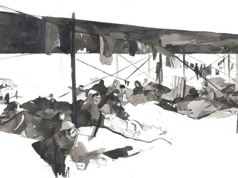 Illustration by George Butler