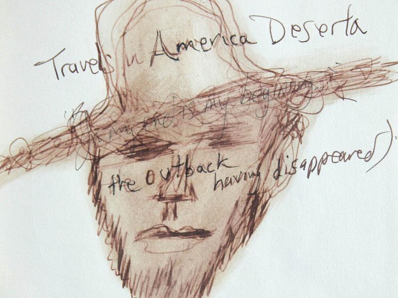 Illustration by Lawrence Ferlinghetti