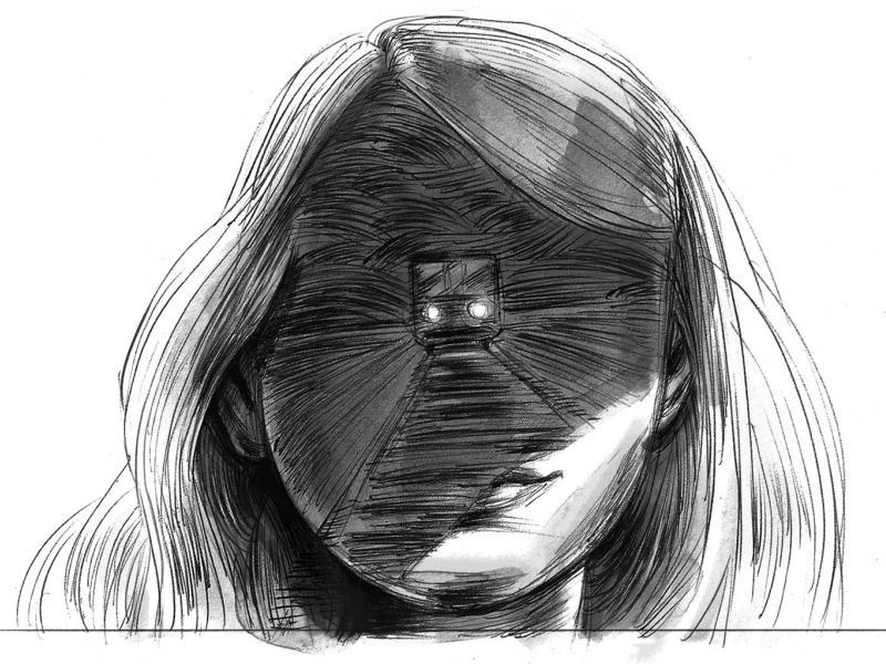 Illustration by Chloe Scheffe