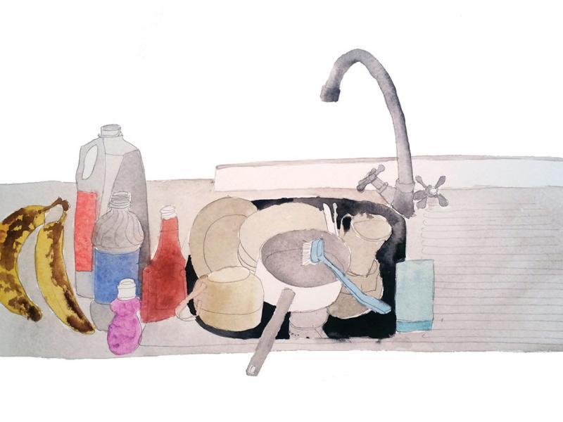 Illustration by Anna Schuleit Haber