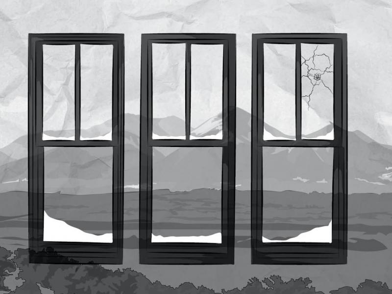 Illustration by Kristen Radtke