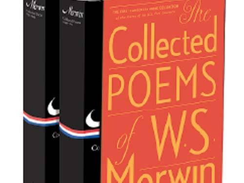 The Collected Poems of W. S. Merwin (two-volume set). Edited by J. D. McClatchy. Library of America, 2013. 1531p. HB, $75.