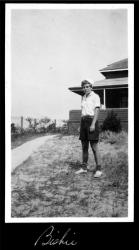 Elizabeth Bishop Papers, Vassar College Special Collections and Archives Library