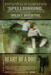 Heart of a Dog.  Directed by Laurie Anderson. Abramorama / HBO Documentary Films, 2015. 75 minutes.